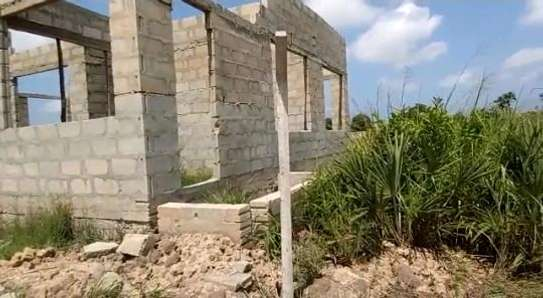 UNFINISHED HOUSE FOR SALE image 7