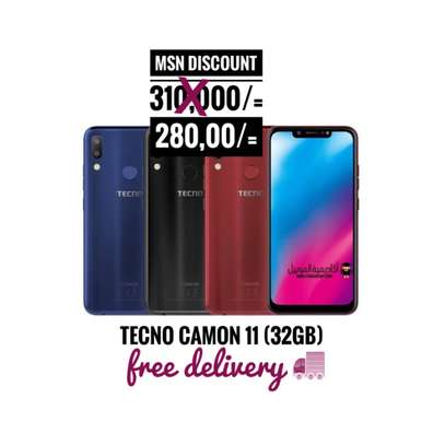 TECNO camon11 (32Gb) Brand New!