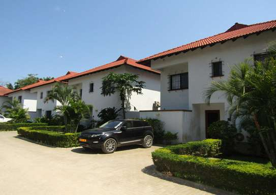 4 Bedroom Furnished Town House in Masaki