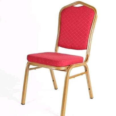 Steel Banqueting Chairs...95,000/= image 1