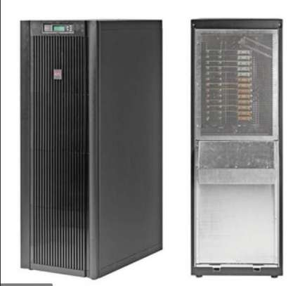 SUVTP40KH4B4S  |   APC Smart-UPS VT 40kVA 400V w/4 Batt. Mod., Start-Up 5X8, Internal Maint Bypass, Parallel Capability |  HIGH CAPACITY  HP UPS image 5