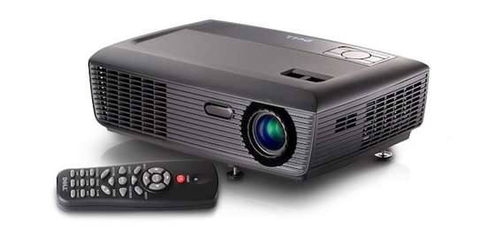 DELL PROJECTOR 1210S (FOR PRESENTION/VIDEO SHOW/TV SHOW) image 1