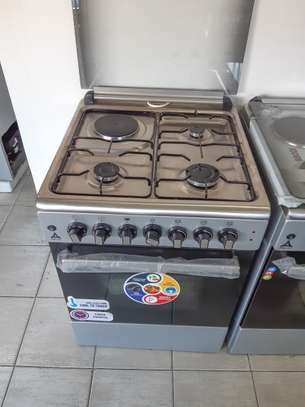 DELTA Gas/Electric Cooker image 1