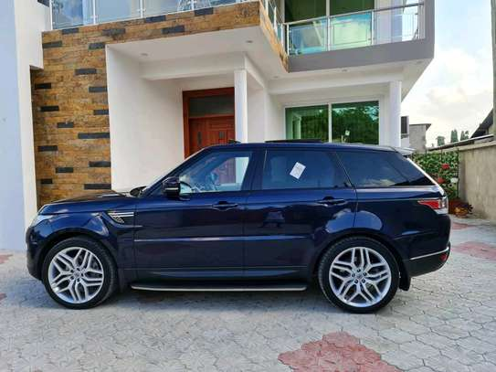 2014 Rover Range Rover Sports image 5