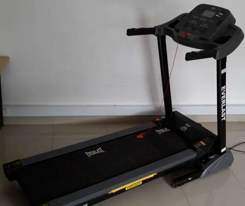 Everlast Solitude Treadmill