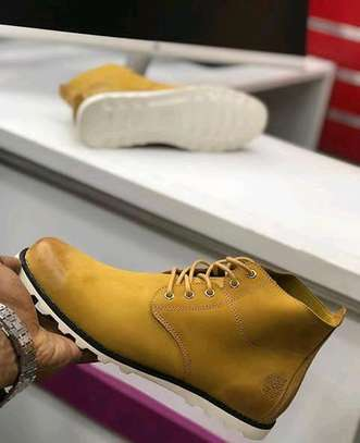 Timberland leather boot