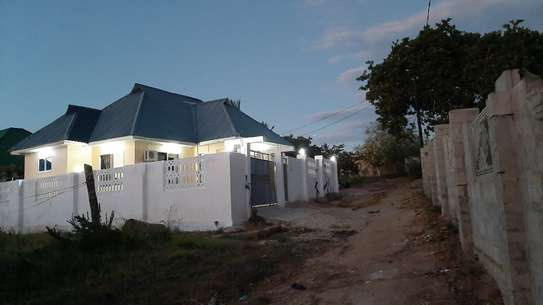 Fenced House in Ponde, Kigamboni (close to Fun City) for sale