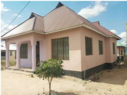 4Bdrm House at Mbagala
