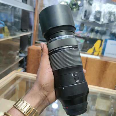 Olympus M.Zuiko Digital ED 100-400mm F5.0-6.3 IS Lens for Micro Four Thirds Cameras image 1