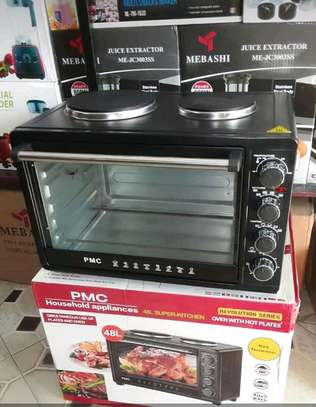 PMC OVEN GRILL  48 LITRES...250,000/= image 1