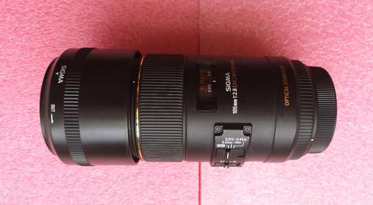 Sigma 105mm f2.8 for Canon image 1