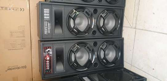 ALL IN ONE SOUND SYSTEM SPEAKER image 1