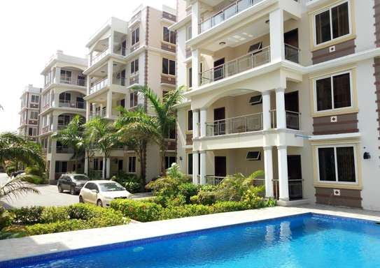2 & 3 Bedroom Fully Serviced Apartments in Kawe Beach