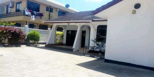 3bdrms stand alone house for rent located at Mikocheni rose garden image 1