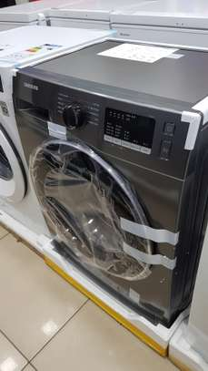 SAMSUNG 6kg Front Load Full Automatic Washing Machine (WW60J3280) image 1