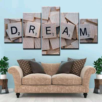 Modern Wall Canvas Printed Pictures