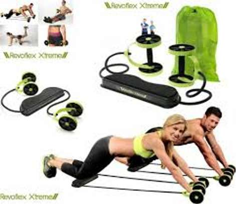 REVOFLEX XTREME (MULTIPURPOSE MACHINE TO TONE YOUR BODY MUSCLES IN YOUR HOME)
