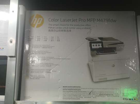 Printer Hp 479fdw image 1