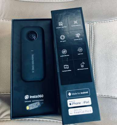 Insta 360 One X - 360 degree action portable Camera