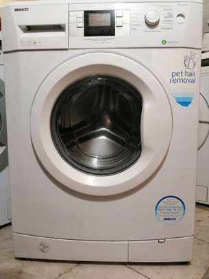 beko wmb 71243 pte washing machine image 1