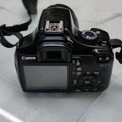 Canon EOS 1100D (Rebel T3) Digital SLR Camera with EF-S 18-55mm Lens image 6