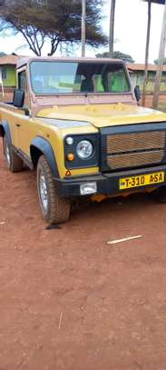 1989 Land Rover Defender image 2