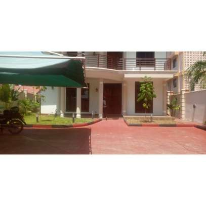 4 bed room townhouse for rent at mikocheni a kwa nyerere image 1