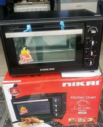 NIKAI KITCHEN OVEN WITH GRILL image 1
