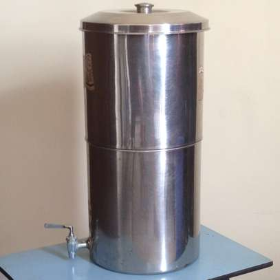 Stainless Steel Ceramic Water Filter
