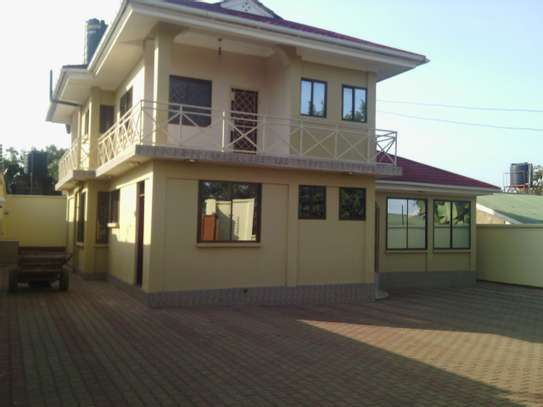 4BEDR. BEAUTIFUL HOUSE FOR RENT AT NJIRO image 1