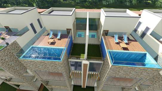 4 Bedrooms Luxurious Villas With Private Pools In Oyster Bay image 1