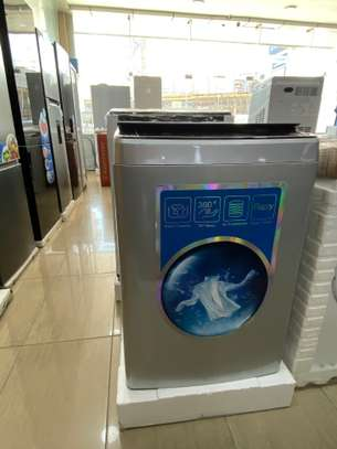 Delta Top Load automatic Washing Machine - 12KG