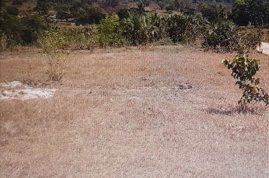 Land for sale in Kigamboni