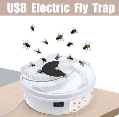 Electric Fly trap USB Anti  Fly killer image 1