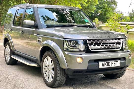 2011 Land Rover Discovery image 7