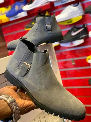 Timberland leather boot image 3