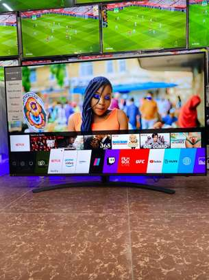 LG 55'' SM81 Series NanoCell HDR Smart UHD TV with AI ThinQ image 3