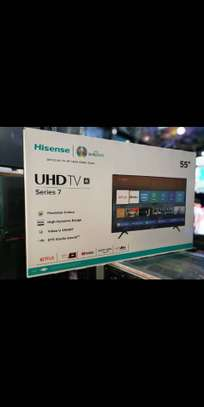 Hisense 55-inch(140cm) Smart UHD 4K LED TV - 55B7100 image 1