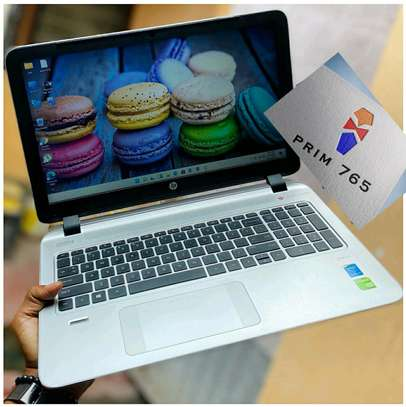 HP ENVY 15 NOTEBOOK PC core i7 image 1