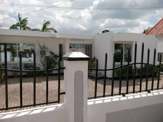 Stand alone house for rent at msasani