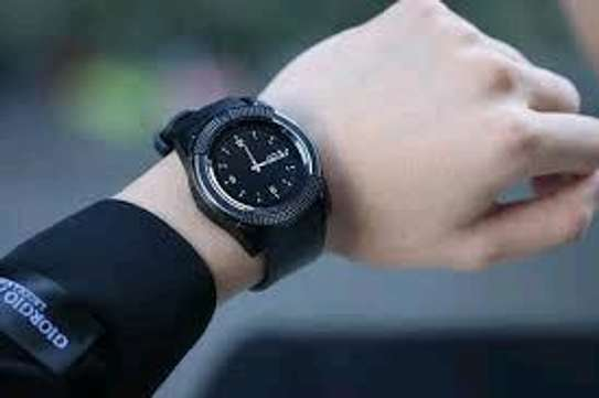 Smart watch v8 (black) image 5