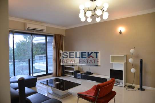 Elegantly Furnished 3 Bedroom Apartment In Oysterbay image 1