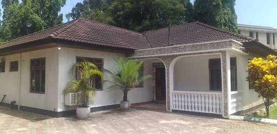 4 bed room house for rent at mikocheni b image 1