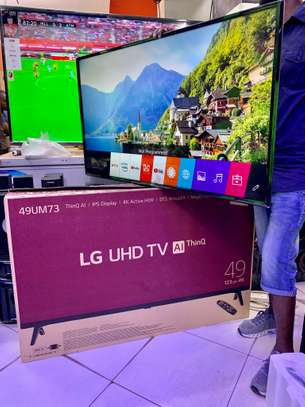 49'' LG TV 4K Ultra LED UHD Smart LED TV -2019 Model