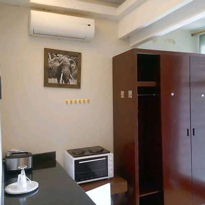 Studio fully furnished for rent at UPANGA image 4