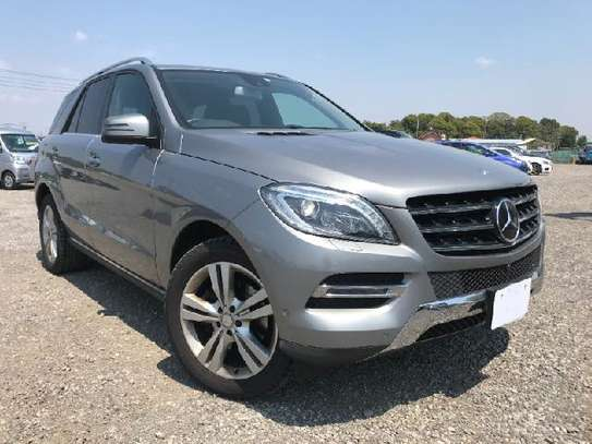 2014 Mercedes-Benz ML 350 image 3
