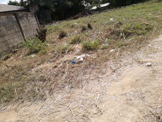 property for sale located mbezi in kwa yusuphu near by new mbezi luis bus stand image 1