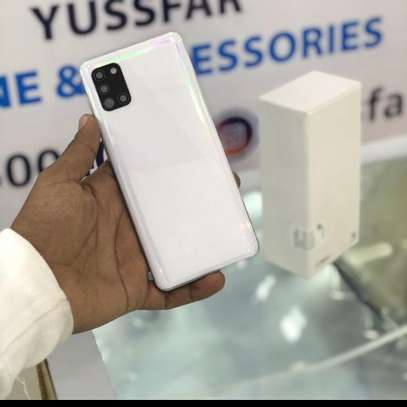 SAMSUNG Galaxy A31 GB 128 PATA offer➖( Cover & Delivery BureE ) image 5