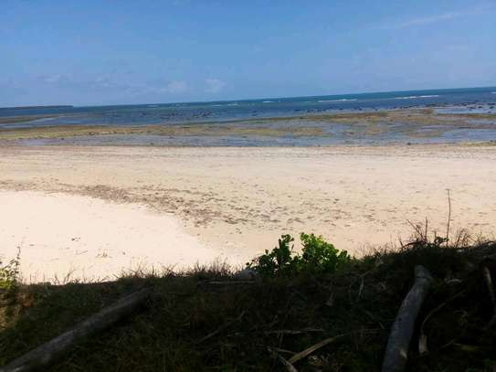 Beach plot for sale in kigamboni. image 5