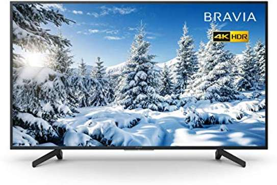 55 Sony Bravia  4K UHD LED Smart Android TV KD -55X7500F image 1